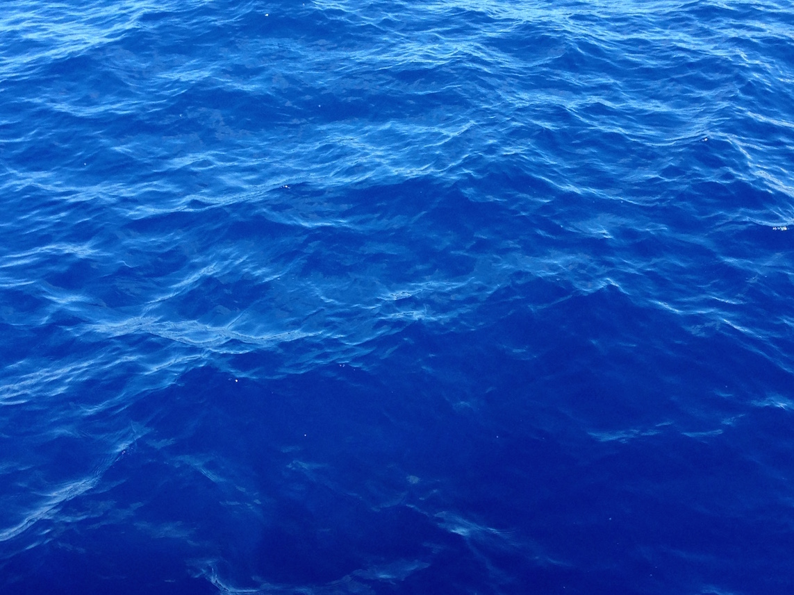 What a wonderful quotes and pictures: blue ocean